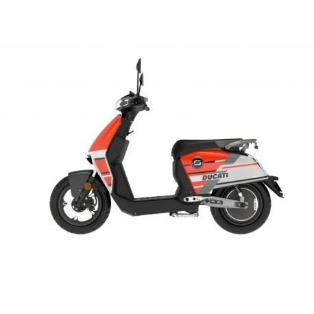 Super Soco CU-X Limited Edition Ducati