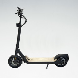 EGRET TEN V4 mit Holzdeck I Special Edition | STVO-VERSION