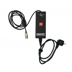 Charger for TRIKKE Li-Ion 48V-12 Ah batterys