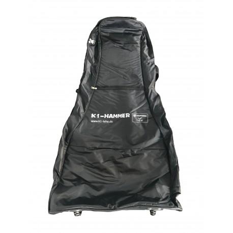 HORWIN LEHE K1 Hammer Transporttasche mit Rollen